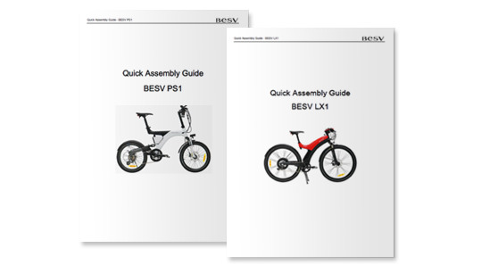 BESV Download || Quick Assembly Guide