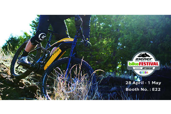 BESV News & Events | Visit Us at Ziener BIKE Festival Garda Trentino 4/28-5/1, Experience BESV!