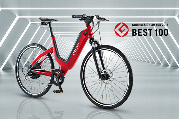 BESV News & Events | BESV is the only e-Bike Brand in the World to receive the G-Mark BEST 100 Award for Two Consecutive Years
