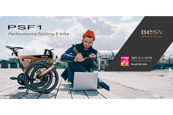 BESV News & Events | Experience Amazing at Eurobike 2019